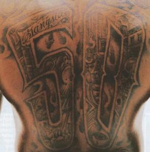50 cent tattoos   LOVE OF RAP
